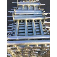 Âncora de aterramento de parafuso de aço galvanizado