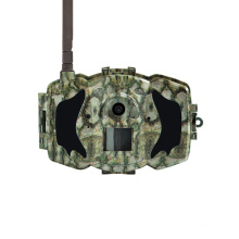outdoor waterproof invisible infrared night vision wireless 3G gsm mms gprs hunting camera