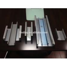 pannes de section de profil c profileuse fabriquée en Chine