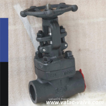 API 602 OS&Y Forged Steel Bolted Bonnet Gate Valve