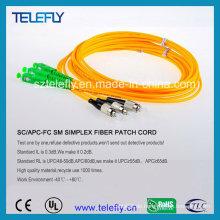 Sc / APC-FC / PC Patchkabel