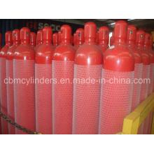 GB5099 Standard Seamless Steel CO2 Gas Cylinders 20L~80L