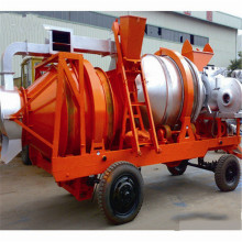 Reliable Supplier for Mobile Drum Asphalt Mixing Plant Mini Mobile Hot Asphalt Dryer Drum Mix Plant export to South Africa Importers