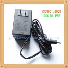 7.5v 180mA JET, adaptador de alimentación de CA PSE