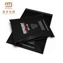 Populärer Entwurfs-Großhandelsplastik, der pakakages Gewohnheit druckt, schwarzes Polymailer