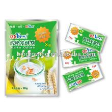 Home-made Yogurt Starter Cultura