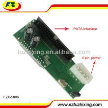 "2.5 / 3.5 ""Pin PATA для SATA жесткого адаптера конвертера жесткого диска"
