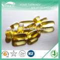 GMP aceite de pescado certificado omega 3 EPA / DHA softgel