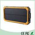 Двойной USB портативный солнечной энергии банк для ноутбука 20000 мАч (СК-3688-а)