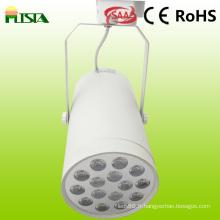 Éclairage sur rail LED populaires pour magasin de vêtements