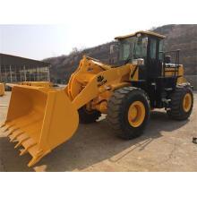 Máquina de carga del cargador de la rueda de la maquinaria de construcción 5ton