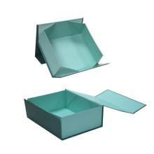 Caja magnética de encargo del cosmético del regalo del paquete del papel del imán