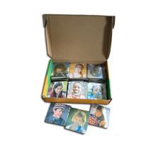 Memory Game Custom Paper Match Cards