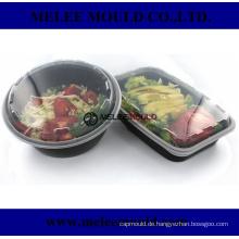 Plastikbehälter für das Mittagessen