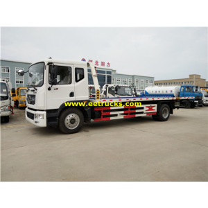 Dongfeng Two Cars Road Tow Trucks