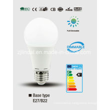Dimmable LED bulbo A60-Sbly