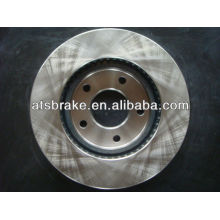 front brake disc 24.0126-0134.1 for MITSUBISHI RUNNER LANCER