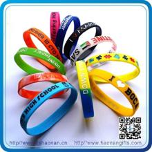 Дешевая Навальная подарками wristbands силикона (НП-дБ-007)