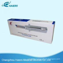 2011 Disposable Linear Cutter Stapler With Good Feedback (YQG)