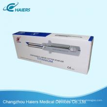 Одноразовый линейный степлер с хорошей обратной связью (YQG)