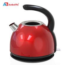 OEM gros logo personnalisé imprimé fabricant hôtel bouilloire électrique moderne chauffe-eau sifflante bouilloire