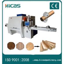 Machine de découpe automatique de scie à bois de 200 à 400 mm