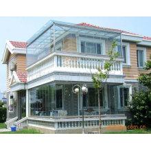 Практичный балкон солярия