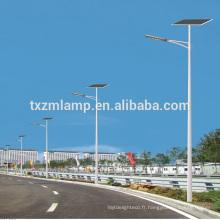 le nouveau est venu le réverbère d'énergie solaire d'énergie de YANGZHOU avec la tête menée de réverbère
