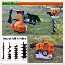 2.5HP 1-Man Use Mini Gasoline Tree Planting Tools (HC-ED490B)