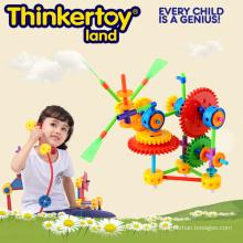 Zusammengebaute pädagogische DIY 3D Puzzle Spielzeug