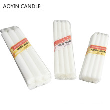 17g 18g White Cheap Wax Candle To Tanzania