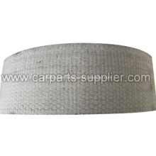 White Woven Brake Lining Roll