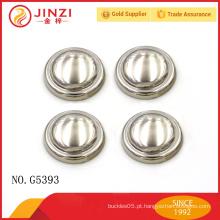 Liga de zinco alta qualidade elegantes rebites e pregos à venda