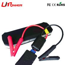 Fuente de alimentación de cargador de batería de coche portátil a prueba de fuego para Jumper Motor de camión de 12V / 24V de arranque