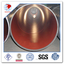 PP Coated Steel Pipe as Per ASTM A53 LSAW pipe