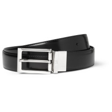 Reversible buckle luxury unique mens belts