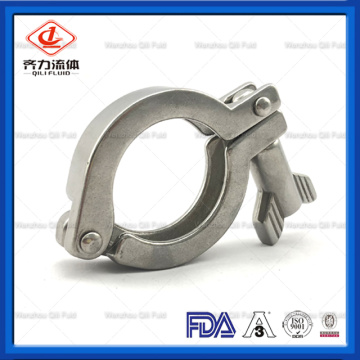 High Quality Sanitary Steel Pipe Clamps Fittings