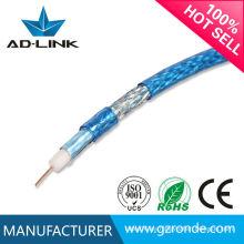 Buena calidad cctv rg6 coaxial cable syv 75-5