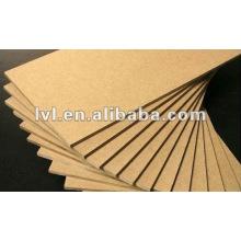 E1 / E2 plain mdf board für Möbelverwendung