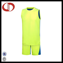 Two Colors Sports Custom Logo Basketball Jerseys for Man