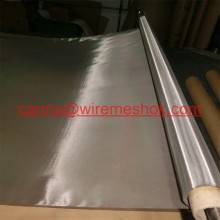 Stainless steel wire mesh grid