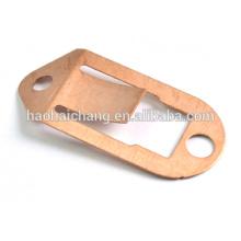Custom Sheet Metal C2680 Copper Spring Shrapnel With TS16949