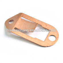 Изготовленный на заказ металлический лист C2680 медь Весна Шрапнель с ts16949