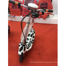 2016 New Style Fashion Kids Electric Scooter Panel Bike