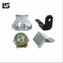 Custom Services Works Pequeña fabricación de chapa de acero inoxidable de aluminio