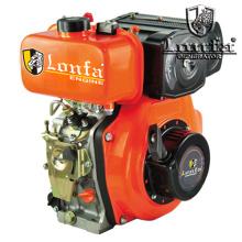 Motor diesel profesional del arranque manual 10HP 186fa de alta eficiencia