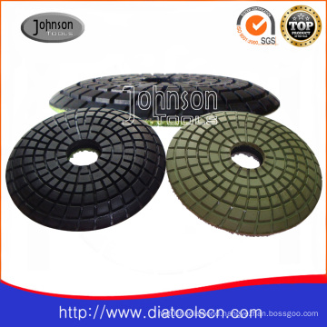 75mm Diamond Convex Polishing Pad