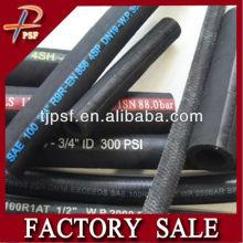 Smooth finsh SAE R1 R2 R12 Rubber Hydraulic Hose