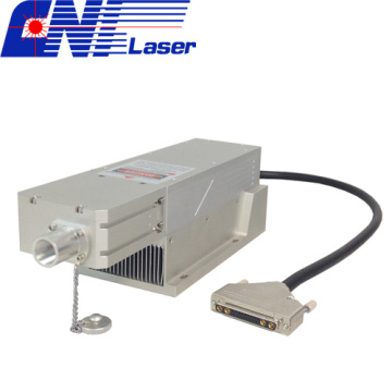 Q-swiched UV Lasers