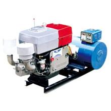 Tipo aberto, gerador de tamanho pequeno / gerador diesel (8-10) Gf
